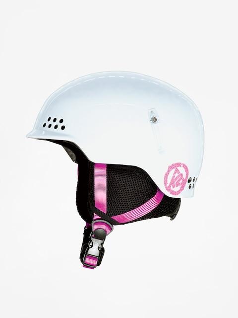 K2 Helmet Illusion (white)