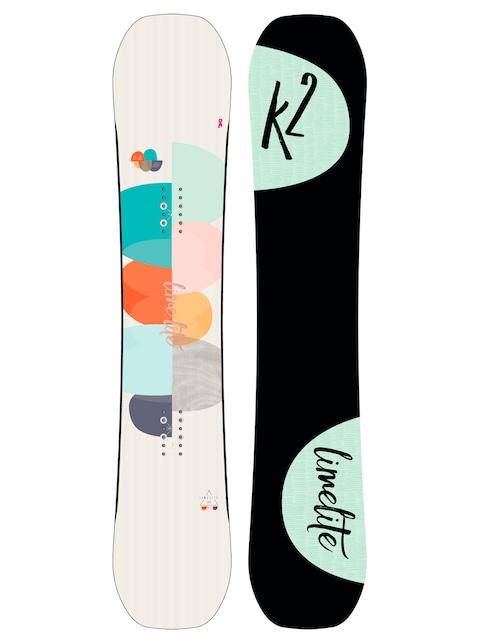 K2 Snowboard Lime Lite Wmn (black/lime)
