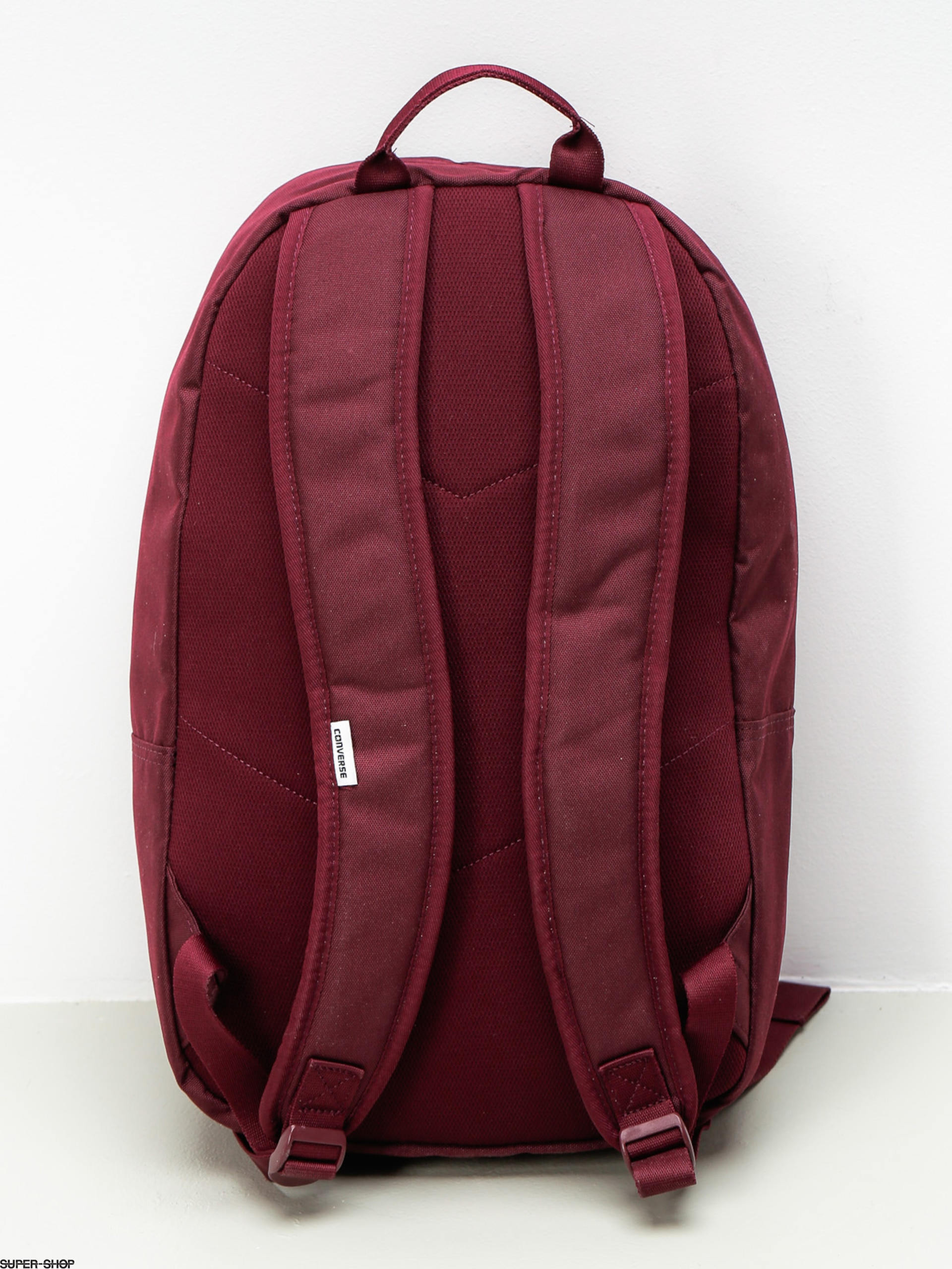 1ca47dd6a00c Converse Backpack Edc Poly (dark sangria)