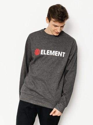 Element Sweatshirt Blazin Crew (charcoal heather)