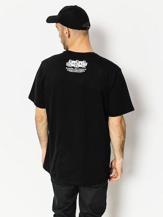 Tabasko T-shirt Brzydki Zly Szczery (black)
