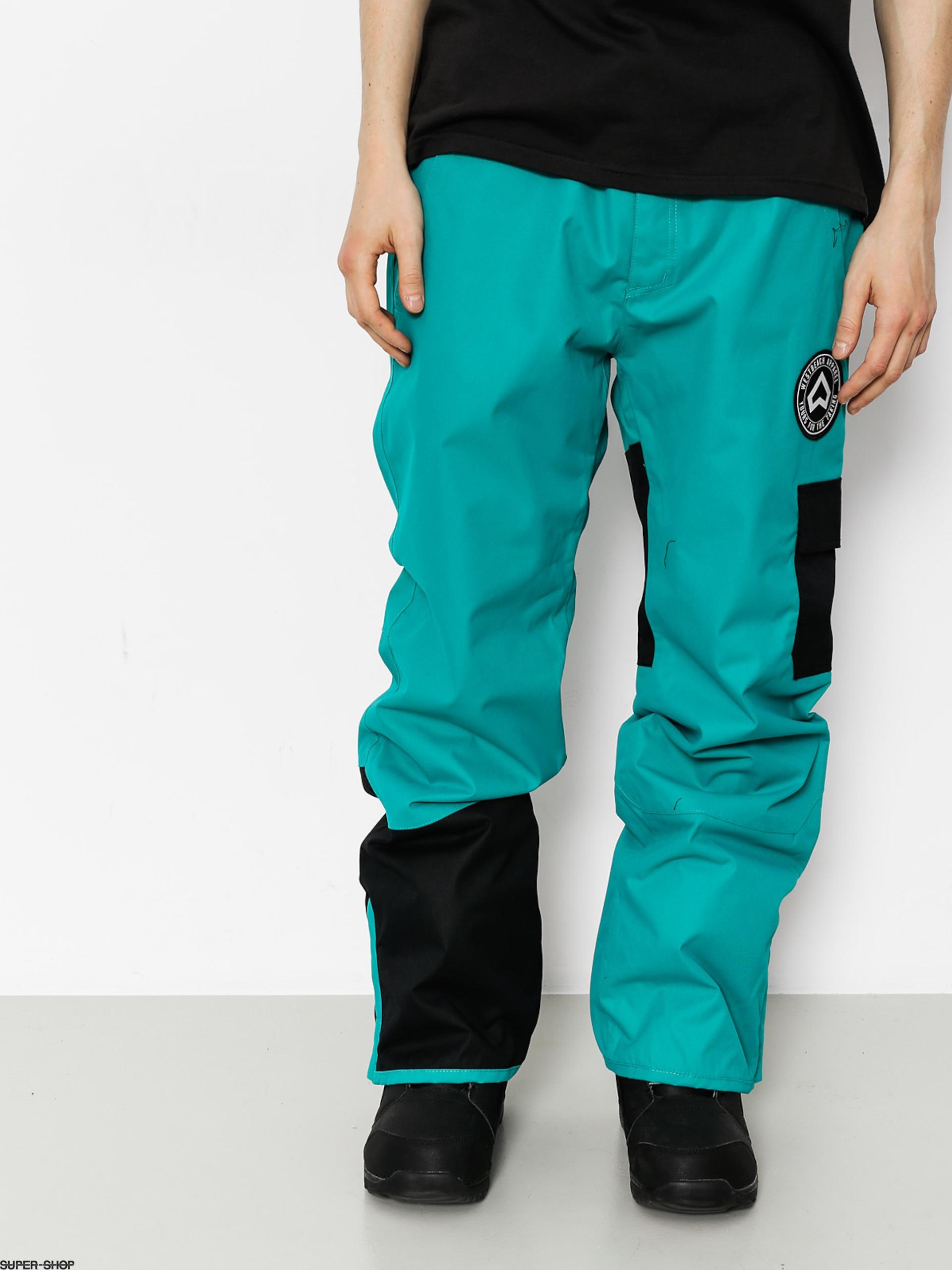 648b44393 Westbeach Snowboard pants Upstart Pant (dark teal)