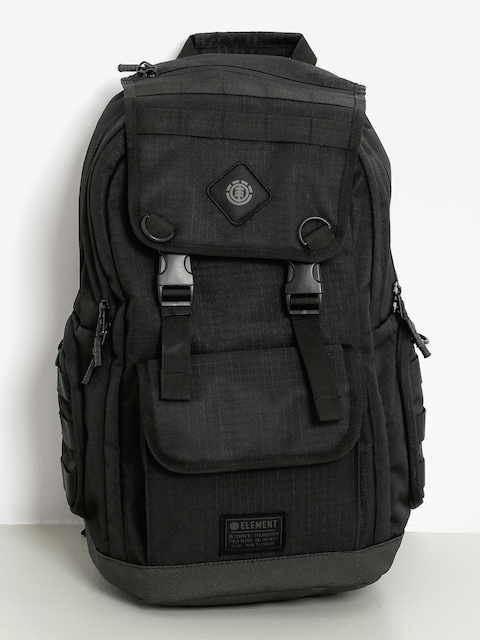 Element Backpack Cypress (all black)