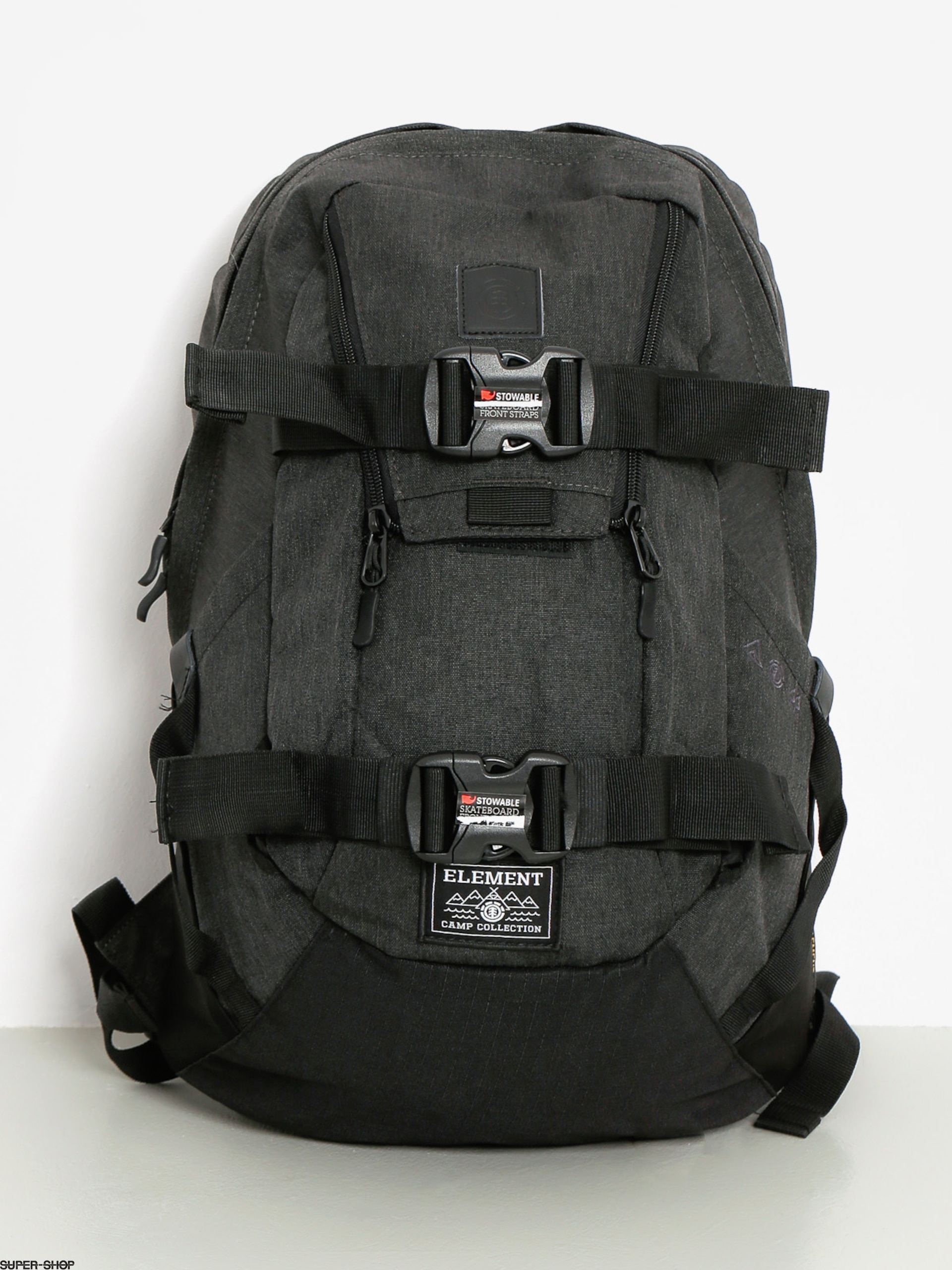 Element Rucksack The Daily (black heather)