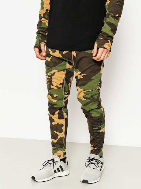 ThirtyTwo Unterwäsche Ridelite Base Layer Pant (camo)