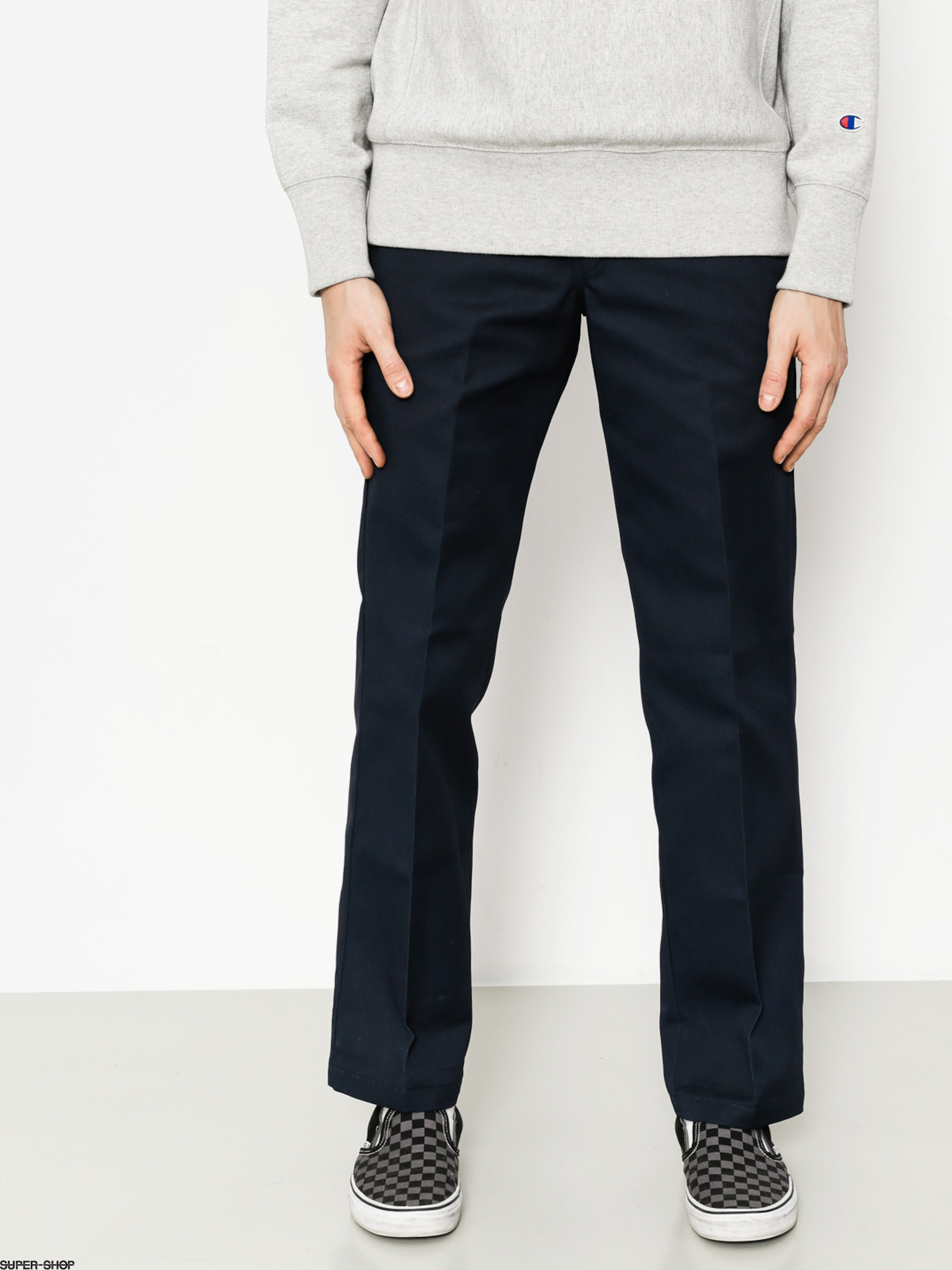 Dickies Hose WP873 Slim Straight Work Pant (dark navy)