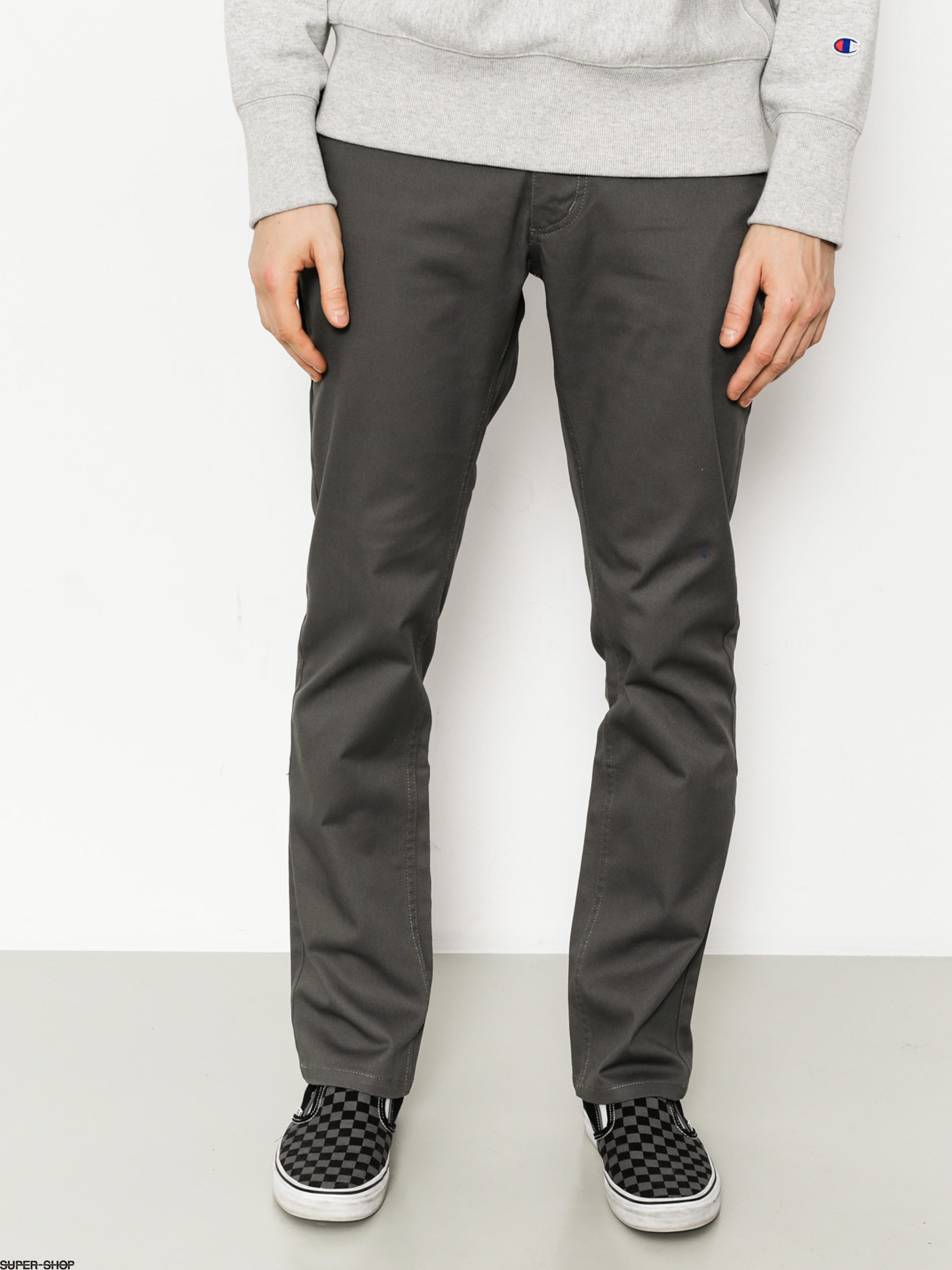 Brixton Pants Reserve Chino (charcoal)