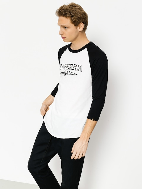 Emerica T-shirt Lucky Number Raglan