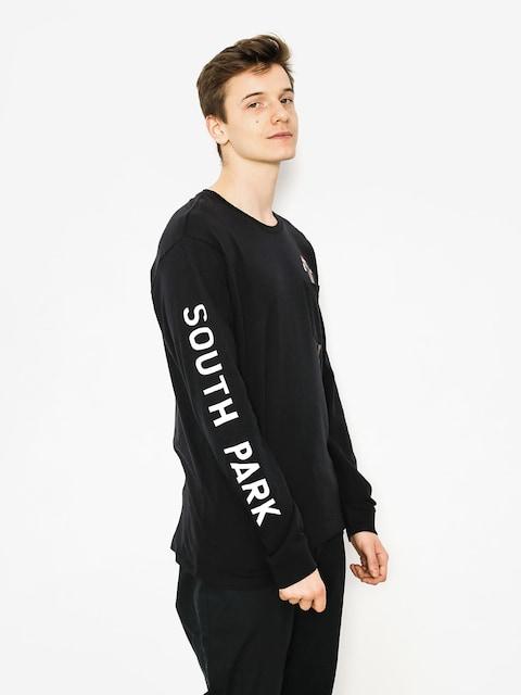 HUF Longsleeve Sp Mr Hanky Pocket (black)