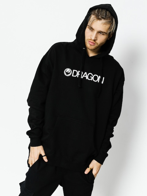 Dragon Hoodie Trademark Hood Staple Line (black)