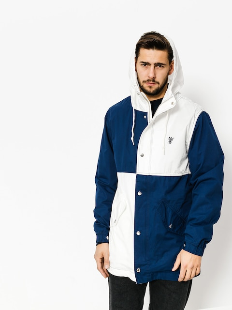 HUF Jacke Expedition Parka (blue)