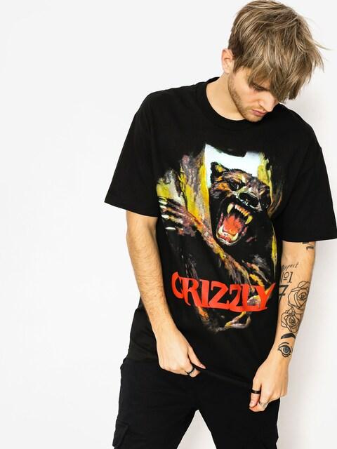 Grizzly Griptape T-Shirt Hunting Season (black)