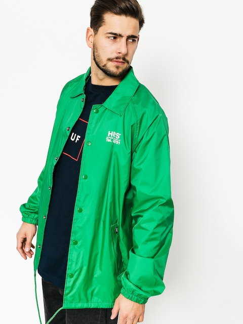 HUF Jacke Hufs Pizza (green)