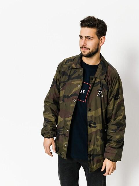 HUF Jacket Triple Triangle (camo)