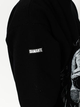 Diamante Wear Hoodie Play A Game HD (black)