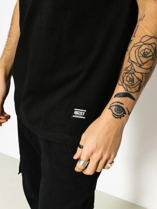 Grizzly Griptape T-Shirt Beyond The Bush (black)