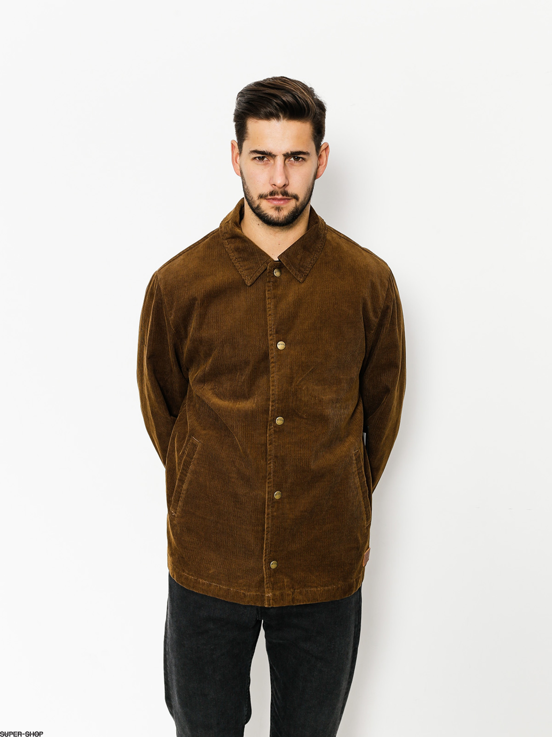 Brixton Jacket Wright (sierra)