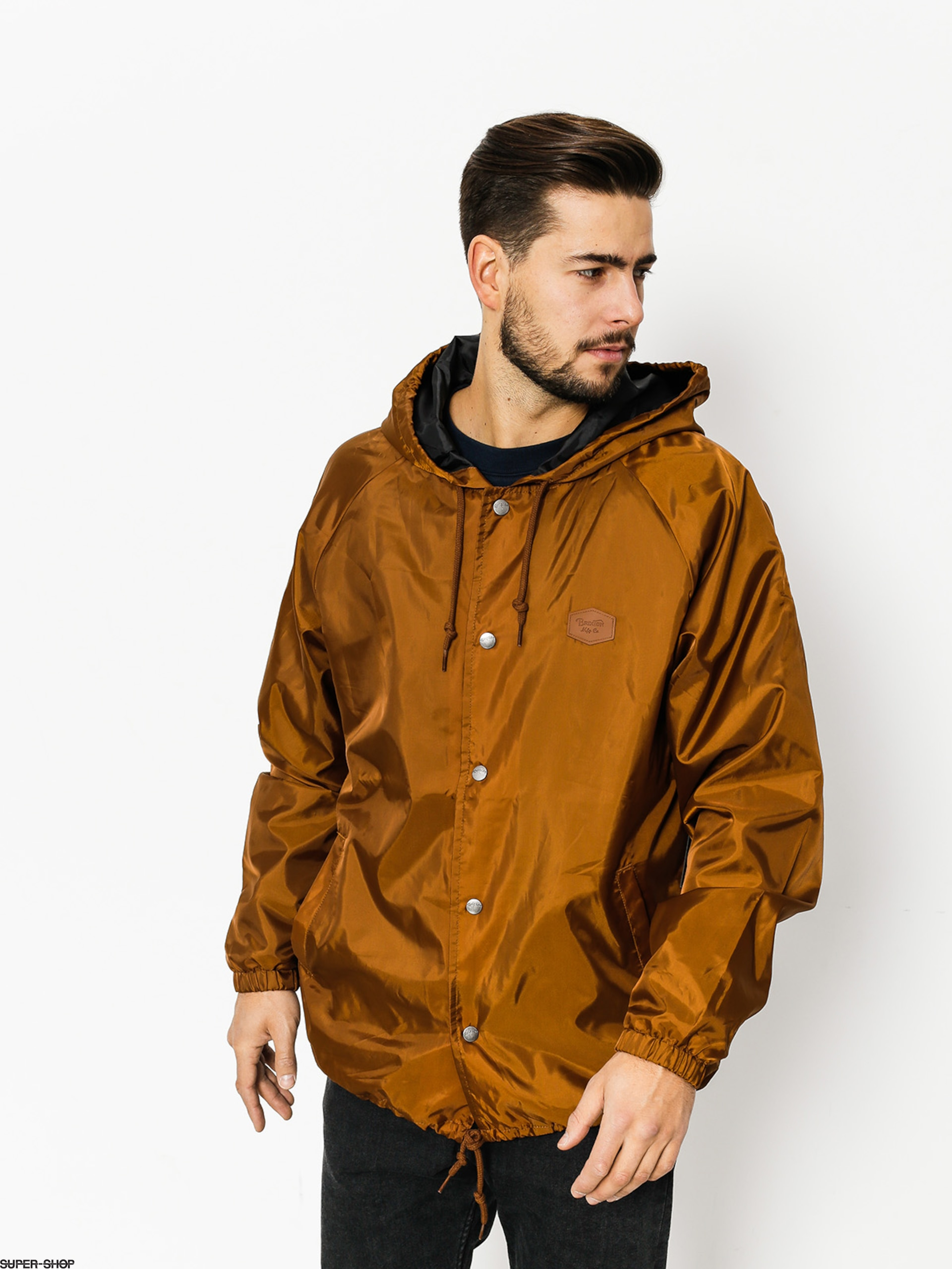 Brixton Jacket Hark (copper)