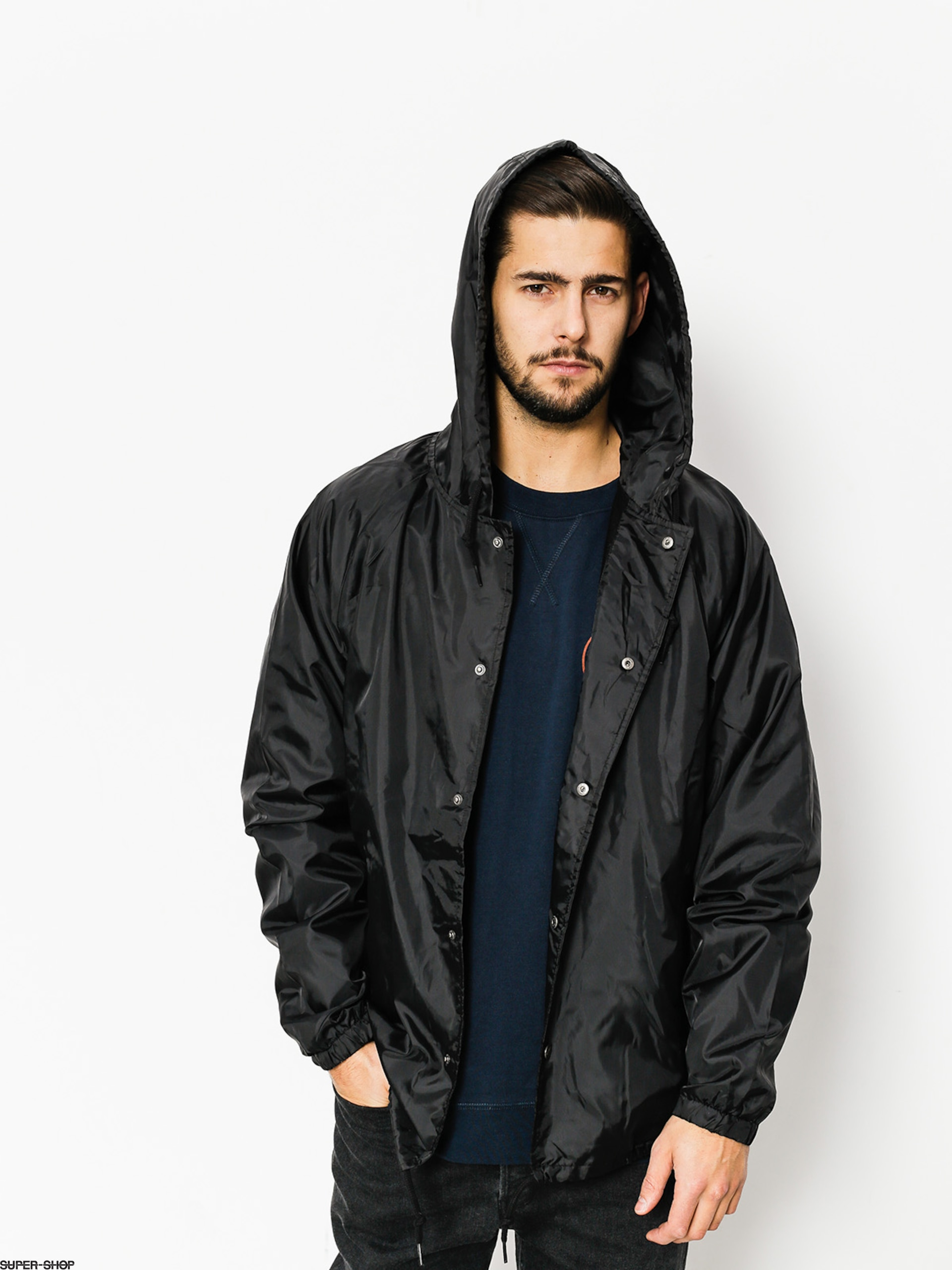 Brixton Jacket Hark (black)