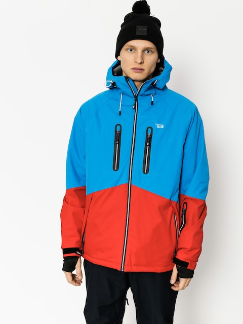 Rehall Snowboard jacket Rage (flame red)