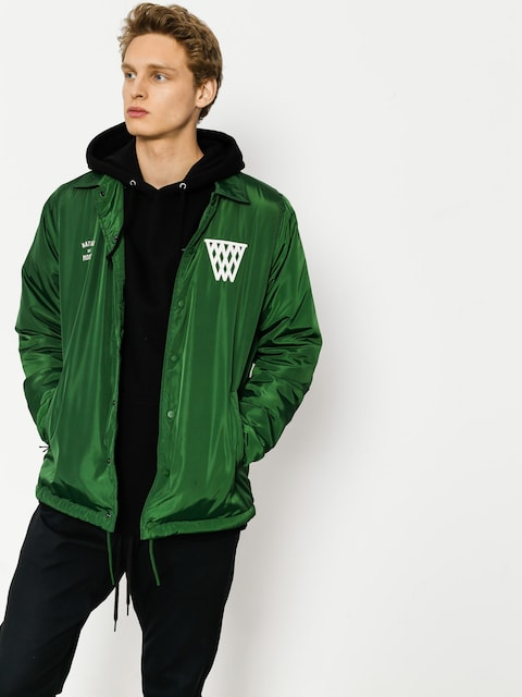 K1x Jacke Noh Basketball Coach (forest green)