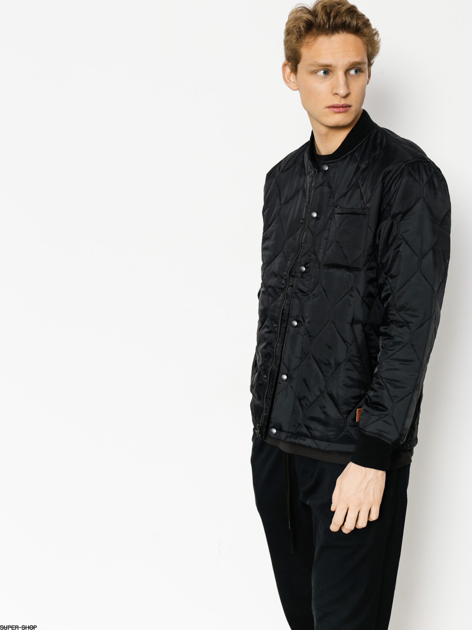 Brixton Jacket Crawford (black)