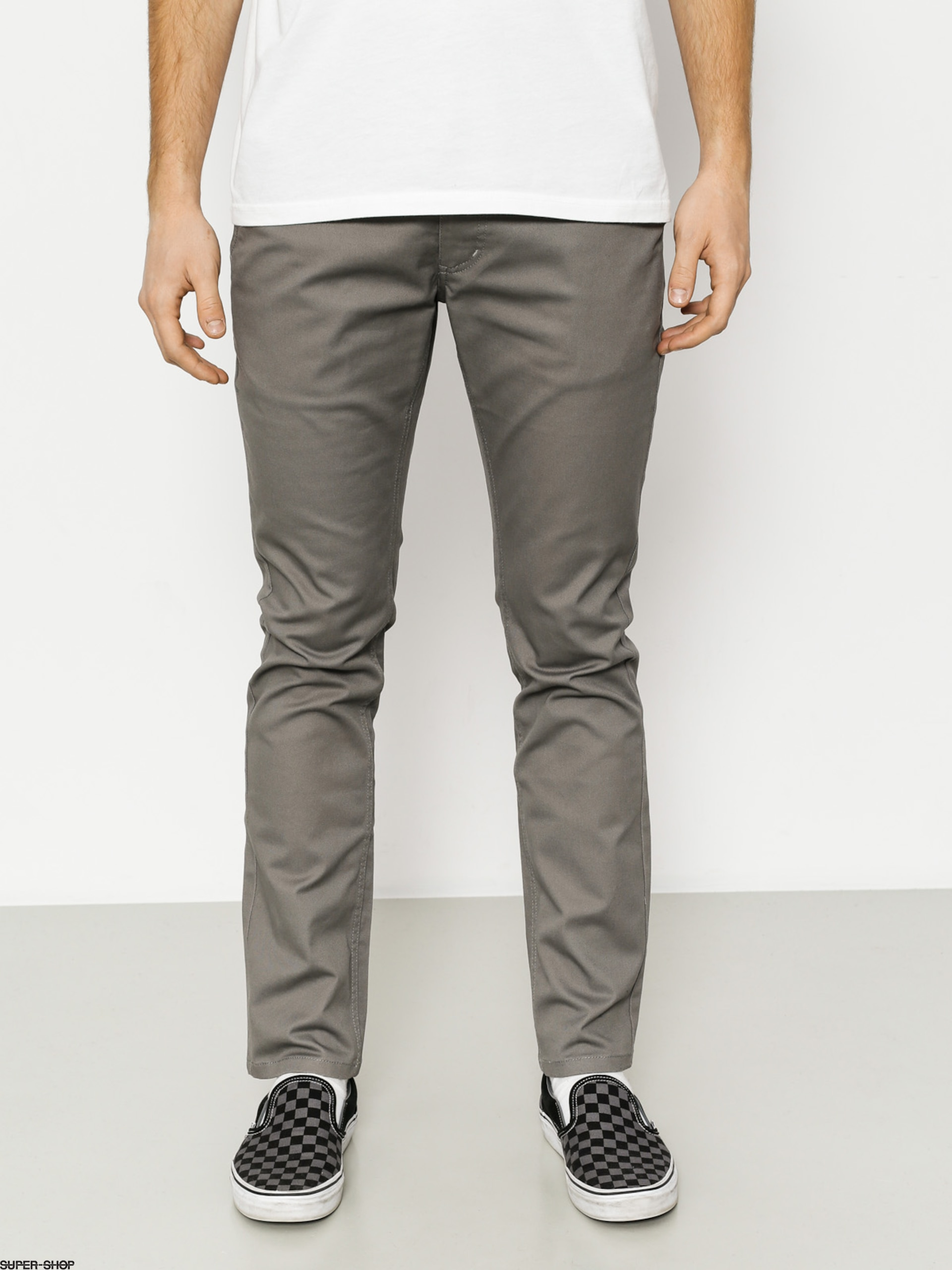 Brixton Pants Reserve Chino (grey)