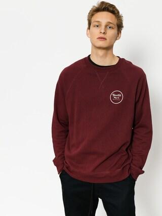 Brixton Sweatshirt Wheeler (maroon)