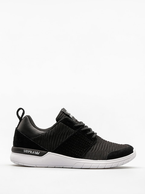 Supra Schuhe Scissor (black/risk red white)