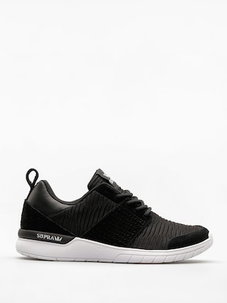 Supra Shoes Scissor (black/risk red white)