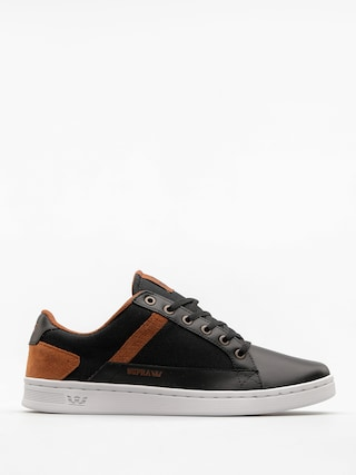 Supra Shoes Westlake (black/brown/white)