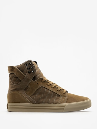 Supra Shoes Skytop (olive/sage)