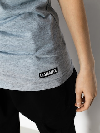Diamante Wear T-Shirt Nie Budź Mnie Wmn (grey)