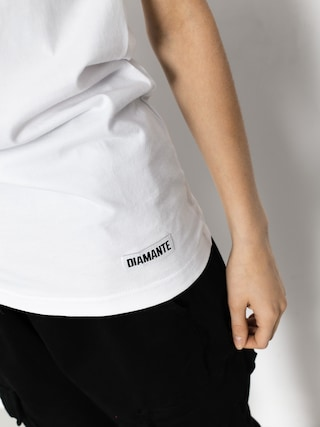 Diamante Wear T-Shirt They Told Me Wmn (white)