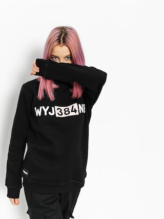 Diamante Wear Sweatshirt Wyj384ne Wmn (black)