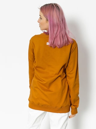 Diamante Wear Sweatshirt Wyj384ne Wmn (mustard)