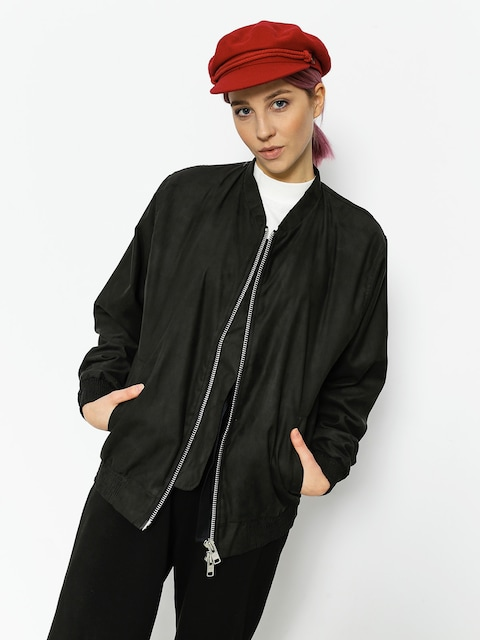 The Hive Jacket Dust Wmn (washed black)