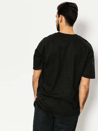 Skate Mental T-Shirt Cat (black)
