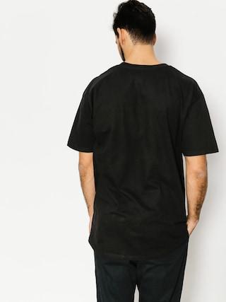 Skate Mental T-shirt Slice (black)