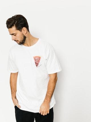 Skate Mental T-shirt Slice (white)