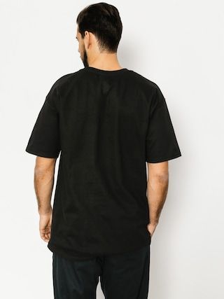 Skate Mental T-Shirt Upper Decker Pocket (black)