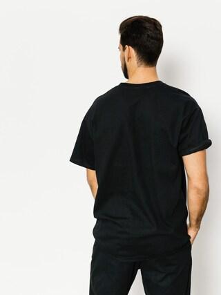 Thrasher T-shirt Richter (black)