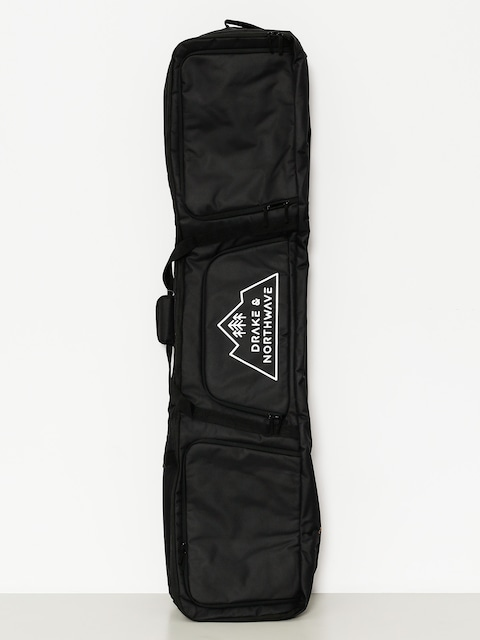 Drake Ski bag Padded Plus Pocket (black)