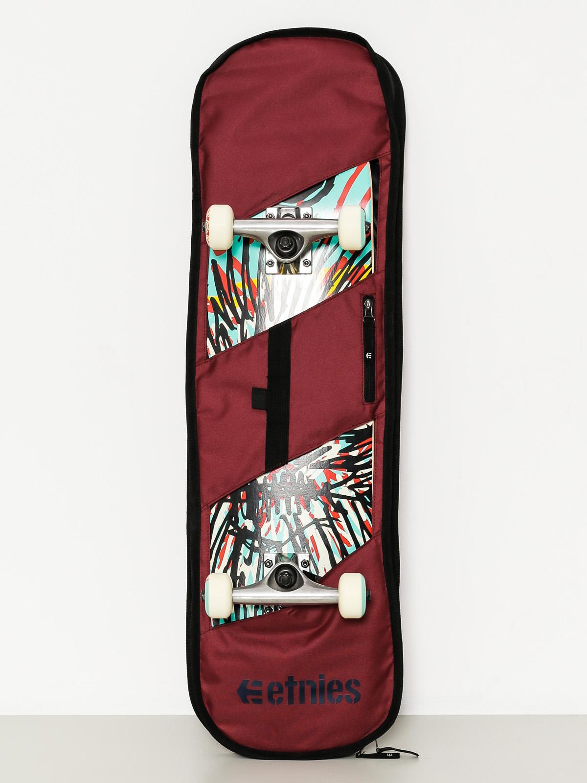 popularna marka buty do separacji wiele stylów Etnies Ski bag na deskorolkę Skatebag (burgundy)