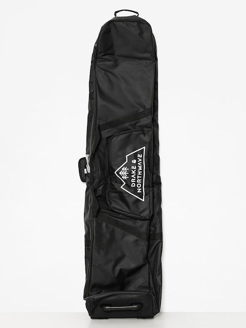 Drake Ski bag Padded With Wheels (black)