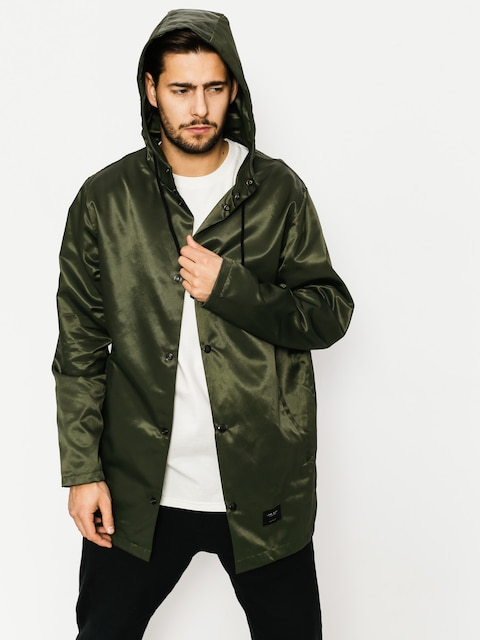 The Hive Jacket Rain (olive green)