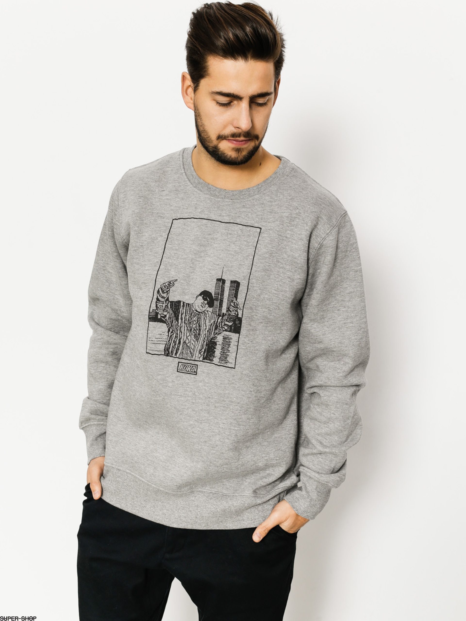 Koka Sweatshirt Notorious