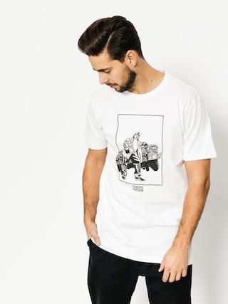Koka T-shirt Eazy (white)