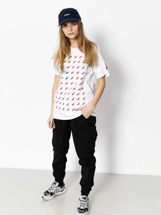 Diamante Wear T-Shirt Flag 02 (white)