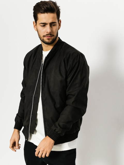 The Hive Jacke Dust Wmn (washed black)